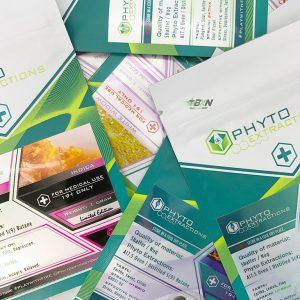 Phyto Sample Pack WM 1